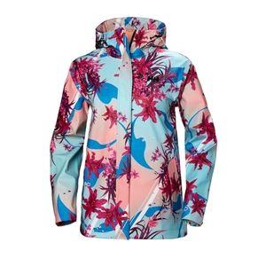 NWT Helly hansen moss rain jacket